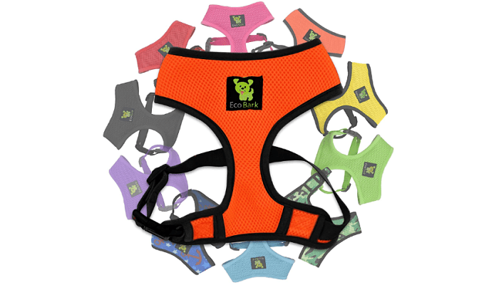 Arnés original EcoBark Maximum Comfort & Control Dog Harness de EcoBark Pet Supplies
