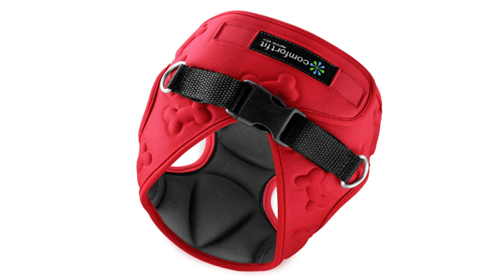 Easy to Put on and Take Off Small Dog Harness por Comfort Fit Metric USA
