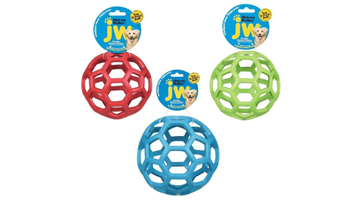 JW Pet Company Mini Hol-ee Roller Dog Toy