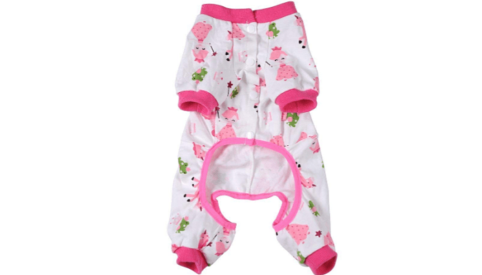 Pijamas para perros WIDEN Pet Dog Clothes